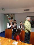Посещение в посолството на Ирландия - СОУ Христо Ботев - Габаре