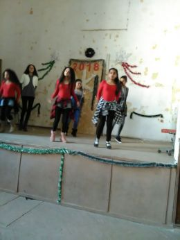 Коледа - СОУ Христо Ботев - Габаре